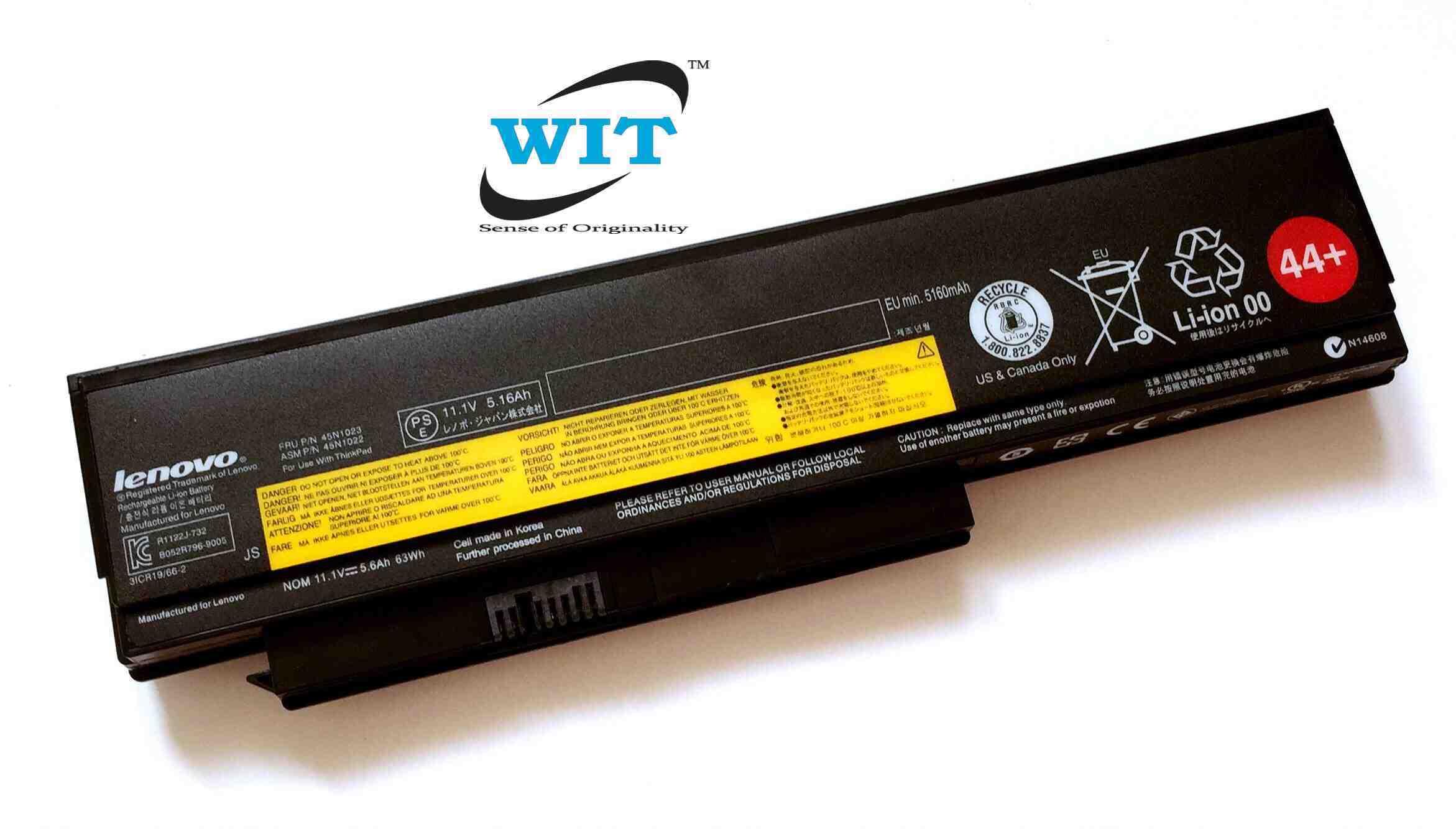 45n1023 42t4861 Original Oem 44 Battery For Lenovo Thinkpad X230 X230i X220 X220i 0a36306 45n1031 Wit Computers