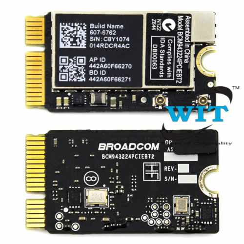 WiFi Bluetooth Airport Card for Apple MacBook Air 11