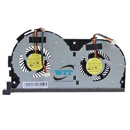 CPU Cooling Fan for Lenovo Touch Y50 Y50-70 Y50-70AM Y50-70AS series FFGY  DFS501105PQ0T