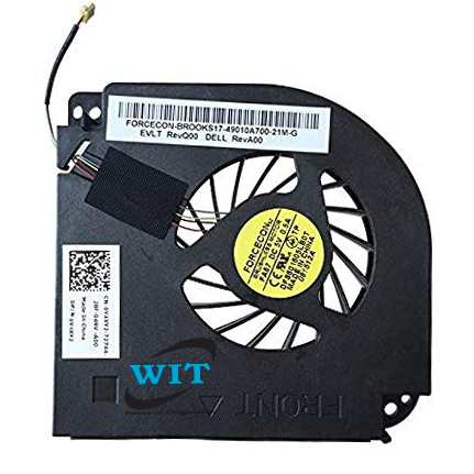DELL Precision M6400 M6500 M660 0Y4XY2 Laptop/Notebook CPU Cooling Fan