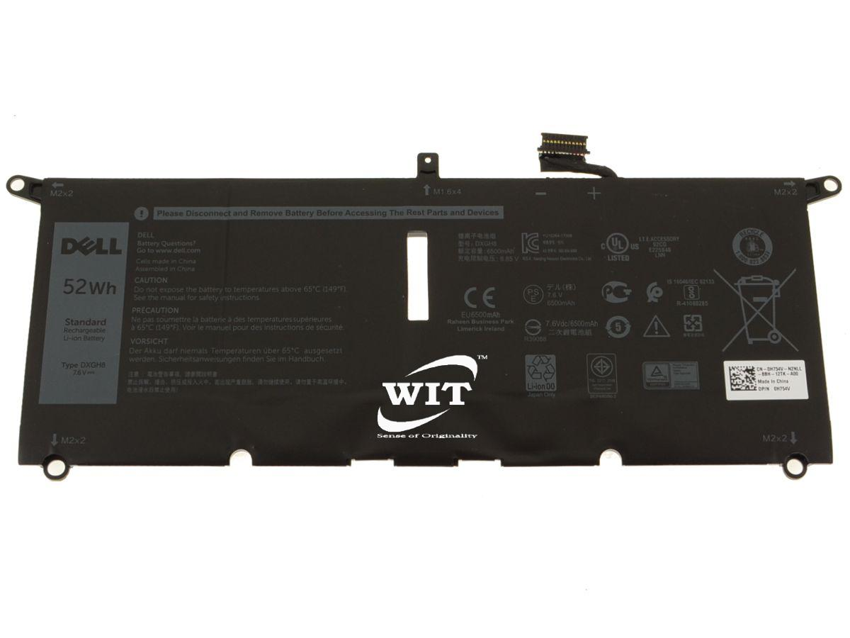 DXGH8 Original Battery for Dell XPS 13 9370 9380