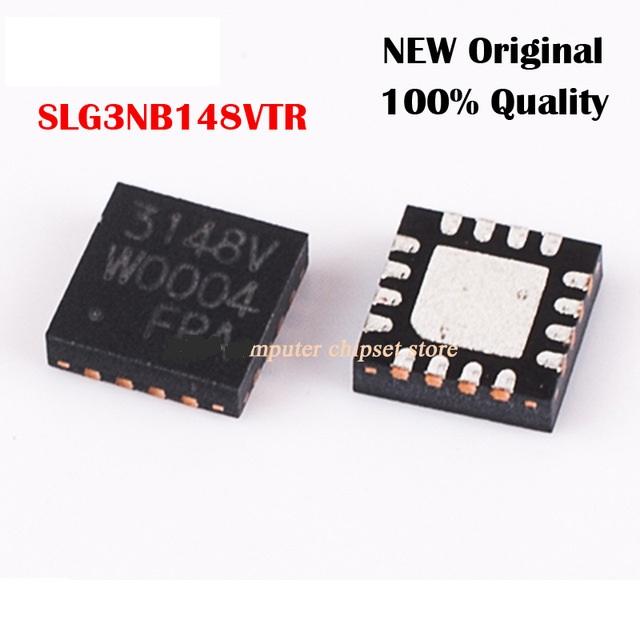 SLG3NB148CV 3148CV 148CV U1900 PPVRTC_G3H Power IC & SYSCLK_CLK32K_RTC  Clock Generator Controller Chip ICS