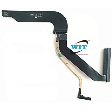 "Original 13/"" Apple MacBook A1278 2012 2013 HDD Hard Drive Flex Cable 821-1480-A"