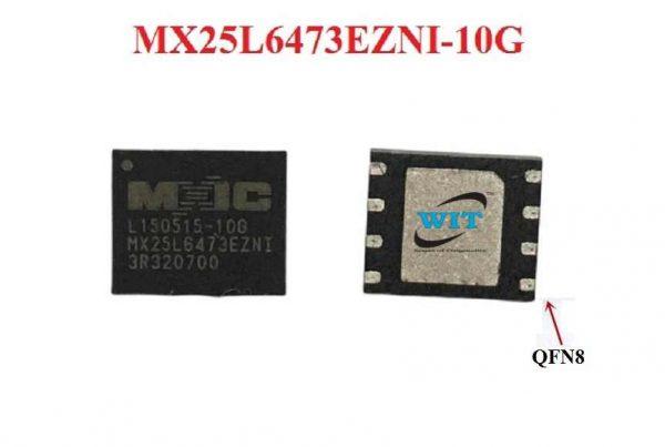 Macronix MXIC MX25L6473EZNI-10G MX25L6473EZNI10G MX25L6473EZNI QFN8 Macbook  EFI Firmware BIOS Chip ICS