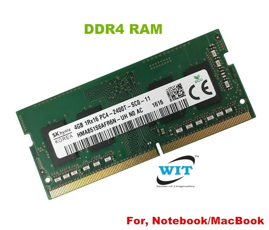 DDR4 2400MHz SODIMM PC4-19200 260-Pin Non-ECC Memory Upgrade Module A-Tech 4GB RAM for HP Pavilion 14M-CD0XXX