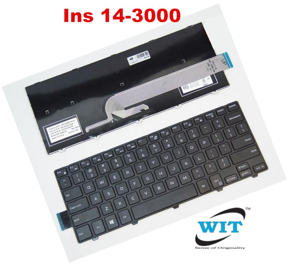 3421 New for Dell Inspiron 14-3000 series 3441 3442 Laptop Keyboard----unfit 14