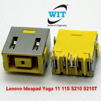 Cable Length: 10PCS ShineBear x10 DC Power Jack Charging Port Socket for Lenovo Ideapad 110 Touch-15ACL 110-15ACL 110-15AST 110-15ISK 110-17IKB 80VK 110-17ACL