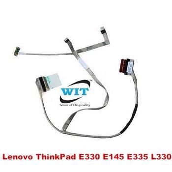 For Lenovo ThinkPad Edge E330 L330 E335 LPR-1 LCD cable 04W4227 50.4UH04.001