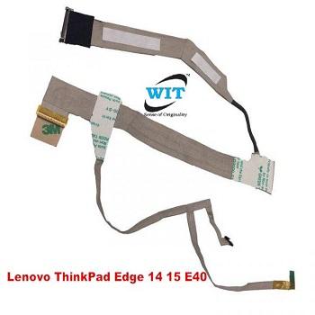 Original LENOVO THINKPAD EDGE 14 15 E40 E50 LCD LVDS Video Screen Cable 63Y2204