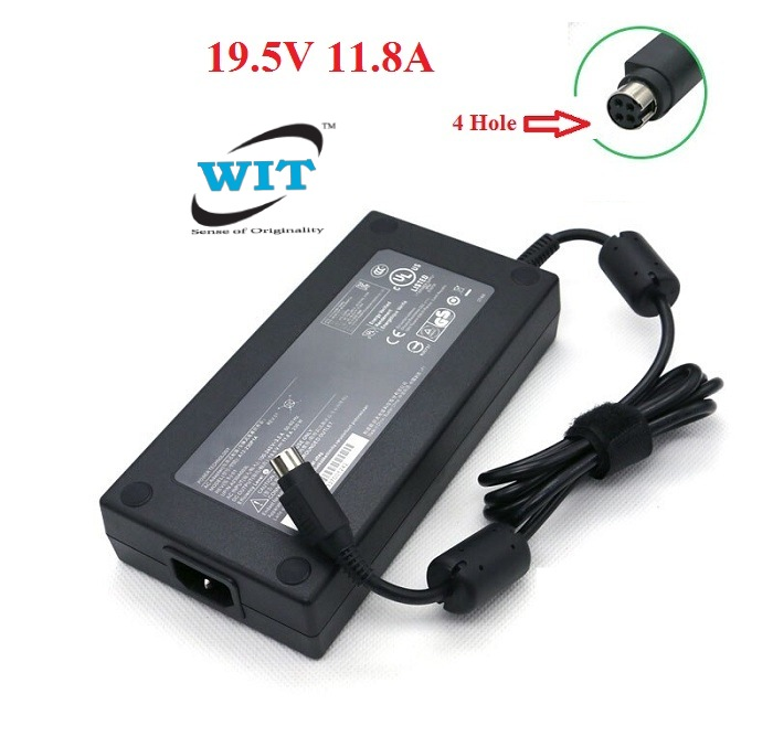 for 4-Pin NEW Delta Electronics ADP-100EB AC ADAPTER CHARGER