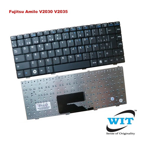 Brand New UK English keyboard for Fujitsu Lifebook E733 E734 E743 E744 Pointer